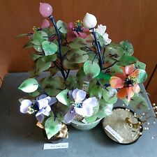 Flower Bonsai collection of 3