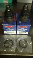 FORD FALCON EA EB ED EF & EL PAIR OF UPPER BALL JOINTS .. BJ317 .. GREASABLE