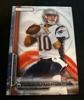 F30 Jimmy Garoppolo 2014 Topps Strata Rookie RC New England Patriots 49ers