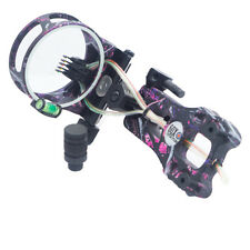 Muddy Girl Micro Adjust Lighted Sight .019 5 Pin Compound Bow LS4