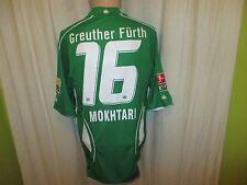 SpVgg Greuther Fürth Jako Matchworn Trikot 2009/10 + Nr.16 Mokhtari Gr.S- M