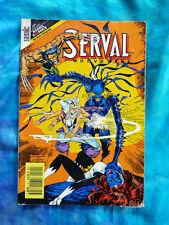 VF - Semic - Marvel Comics - Serval - Wolverine n° 24 de 1993