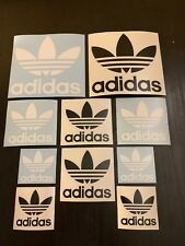 Adidas Skateboarding Stickers Die Cut Skateboarding Shoes Diamond Vinyl Decals