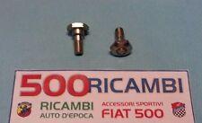 FIAT 500 F/L/R 2 DADI + PRIGIONIERO X FISSAGGIO CAPOTE CAPPOTTINA VITE BOTTONI