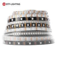 SK9822(Similar APA102 )LED Strip 1-5M 30/60/144LEDs/M DATA & CLOCK Seperately 5V
