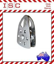 ISC Small Stainless Steel Pulley Prussik rated 40kN (RP060)