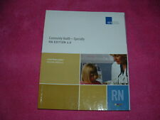 # SHIPS DAILY #  LIKE NEW Community Health- Specialty- RN Edition 4.0 by Wissman