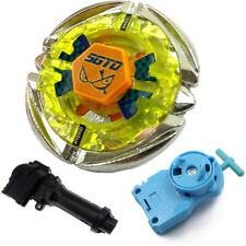 Metal Fusion 4D Beyblade Flame SAGITTARIO BB35 With Single Launcher+Handle kk