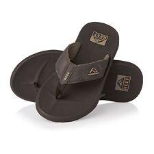 Reef Men's Phantoms Flip Flop Sandals Thongs Brown RF002046