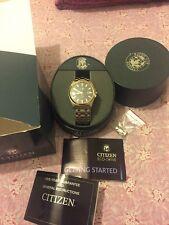 Citizen Eco-Drive Men's WR100 Sapphire Watch