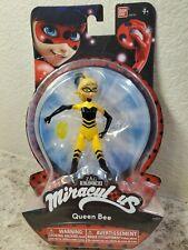 """Miraculous Ladybug Action Figure Queen Bee Zag Heroez 5.5"""" BANDAI"""