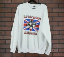Vintage England Liverpool Beatles Screen Star Sweater