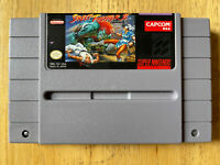 Street Fighter II 2 - SUPER NINTENDO SNES Game Tested Authentic MINT CONDITION