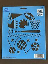 Plaid Simply Stencils~#28139~Misc. Sports