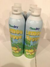 ChemDry Carpet Deodorizer Lemon Grove 4 Pk 18 fl Oz Each