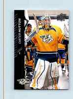 2015-16 Upper Deck Series 1 Carter Hutton #103