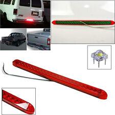 Universal Auto Pickup Red 23 LED Tailgate Light Brake Light Lamp Bar Waterproof