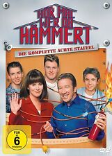 HOME IMPROVEMENT - COMPLETE SEASON 8  -  DVD - PAL & Region 2 - New