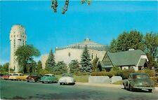 Shrine Little Flower Royal Oak Near Detroit Michigan St Therese Lisieux Postcard