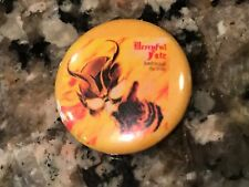 Mercyful Fate Button! King Diamond Judas Priest Black Sabbath Metallica Venom