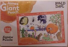 Roald Dahl ~ James And The Giant Peach ~ 250 Piece Jigsaw Puzzle NEW