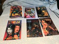 Gen 13 Prophet Ash Vampirella Cyblade / Shi Brute & Babe Comic Lot 13 Issues