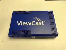 ViewCast Niagara 2100 Digital Media Streamer (Encoding Appliance)