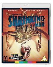 The Incredible Shrinking Man [1957]u (Blu-ray)~~~Grant Williams~~~~NEW & SEALED