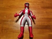"15"" Plush Disney Store Mighty Morphin Power Rangers Red Ranger Rare"