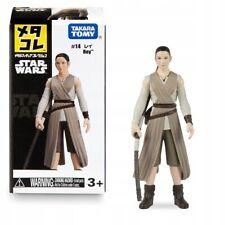 Takara Tomy Star Wars Rey #14 die-cast mini figure