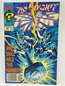 MARVEL COMICS Mighty Thor #459 1993