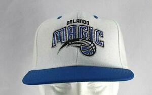 Orlando Magic White/Blue Baseball Cap Snapback