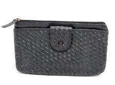 Buxton Womens Wallet Pouch Purse Black