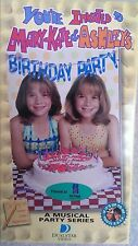 "You're Invited to ""May-Kate & Ashley's Birthday Party"""