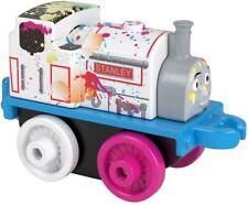 Neon Paint Splatter Stanley - Thomas & Friends MINIS New Single Train Blind Bag