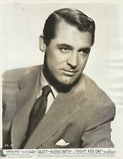 """CARY GRANT in """"Night and Day"""" Original Vintage Photograph 1946 PORTRAIT"""