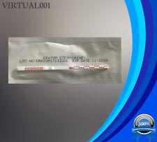 3 pack KRATOM  Drug Test Kit - Drug Testing Dip Strip for kratom