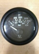 232-2608 Caterpillar Vdo Pressure Gauge