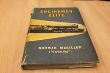 Enginemen elite book by Norman Mc Killop