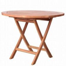Mesas mesa de jardín redondos