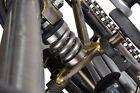 BROMPTON Suspension Extra Firm Titanium Coil Spring Suspension Shock Shox