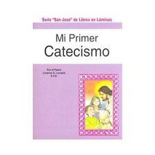 San Jose de Libros en Laminas: Mi Primer Catecismo by Lawrence G. Lovasik...