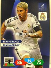 Adrenalyn XL Champions League 13/14 - sergio ramos-Real Madrid CF
