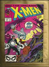 Uncanny X-Men #248 fn- 1989 First Jim Lee on X-Men first print Marvel Comics