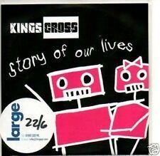 (941O) Kings Cross, Story of Our Lives - DJ CD