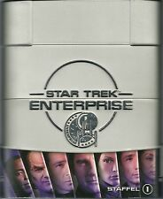 Star Trek Enterprise 1 2005 (Hart Box )  Deutsche Ausgabe