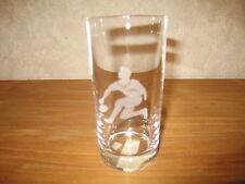 ARNAUD DE FRANCE *NEW* Set 6 verres à longdrink décor tennis Glasses