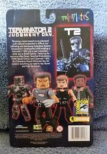 MINIMATES TERMINATOR 2 JUDGEMENT DAY COMIC CON 2009 SDCC