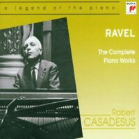 Ravel: Complete Piano Works (Robert Casadesus) -  CD NTVG The Fast Free Shipping