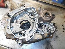 kawasaki KLX650 KLX 650 main engine center crank case cases 1993 1994 1995 1996